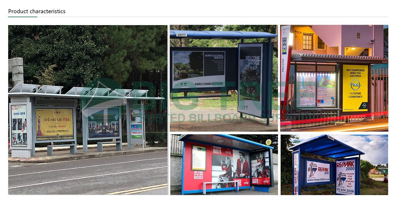 Smart bus shelter manufacturer