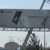 Creative Slant Column Billboard-ad billboard