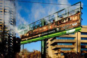 How to design outdoor billboards better