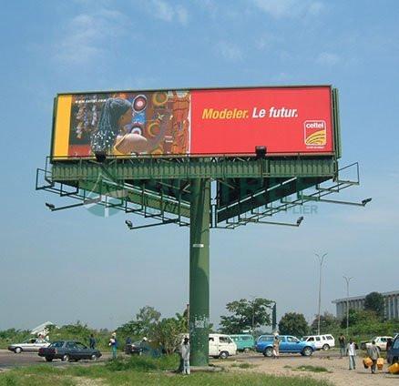 Three sided Outdoor Billboards-438x424