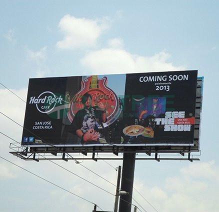 Unipole Billboards Product
