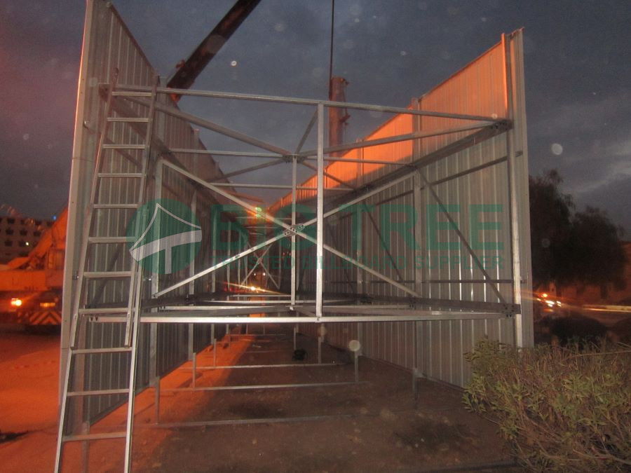 unipole billboard installation-900x675c
