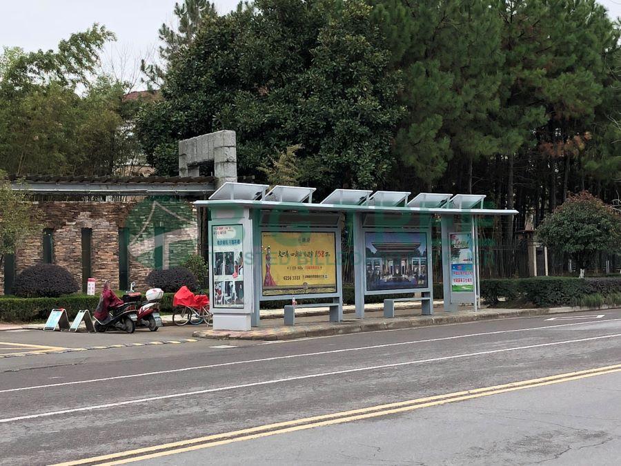 Bus shelter advertising-900