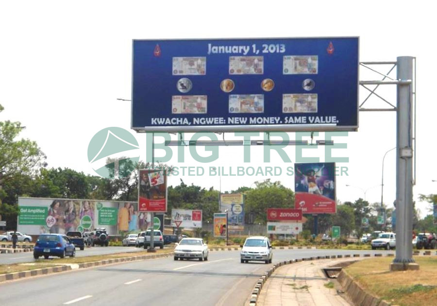 cantilever billboard-How much do billboards make