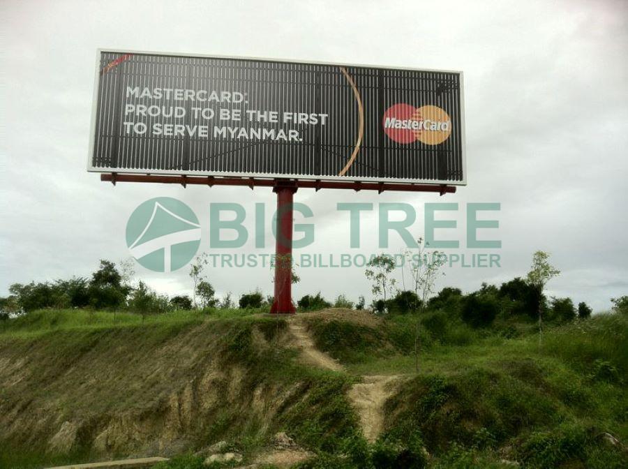 How much do billboards make-900
