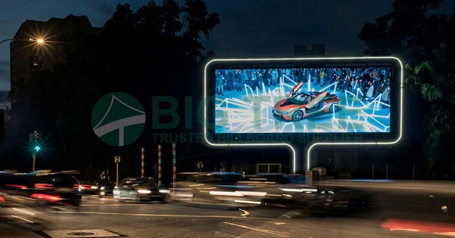 Bigtre-led advertising screen billboard-900a