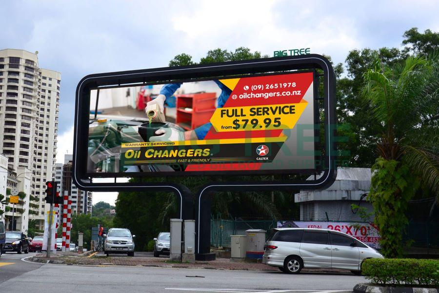 Bigtre-led advertising screen billboard-900b