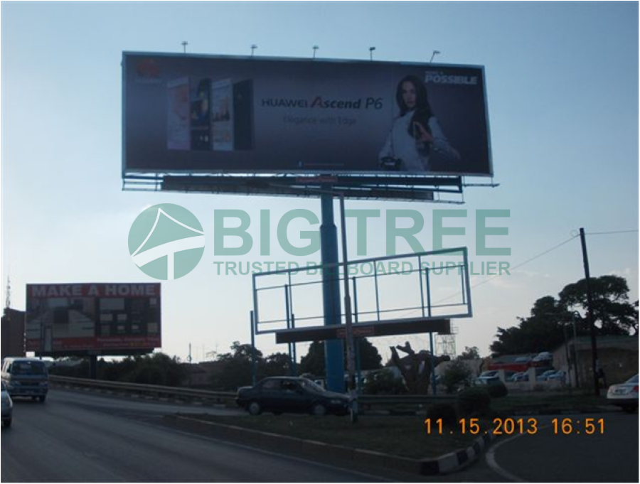 How much does it cost to build a billboard-30-sheet billboards