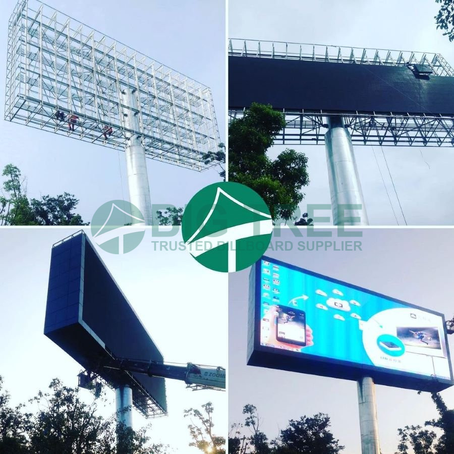 How much does it cost to build a billboard-digital billboard
