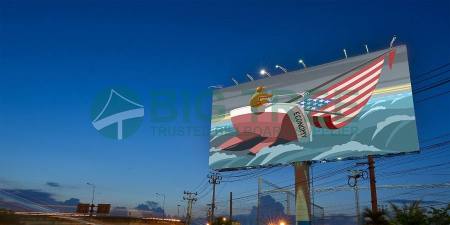 How to Rent a Billboard Space in a Recession
