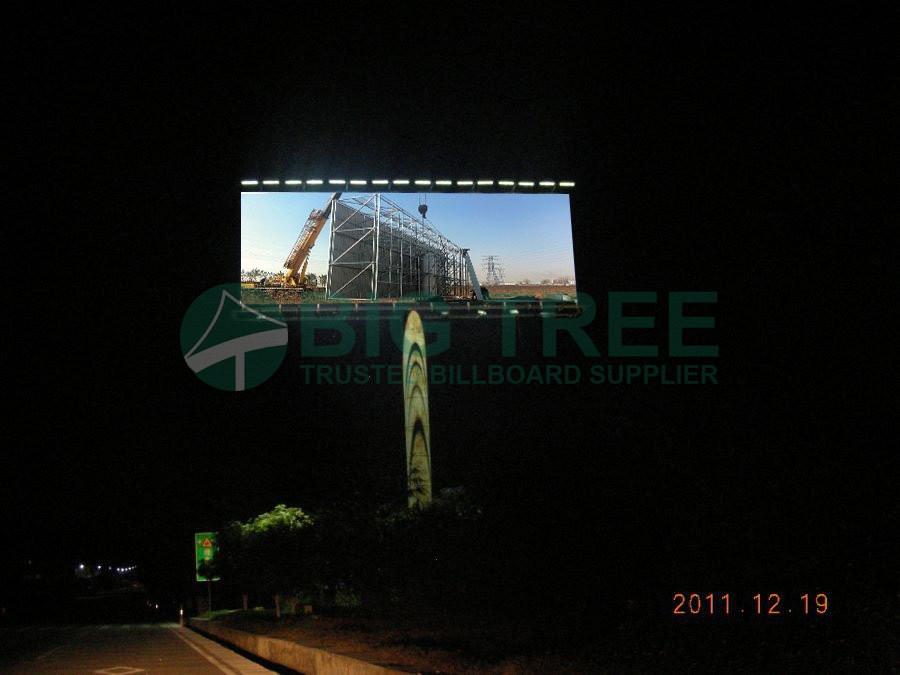 solar led billboard lights suppliers