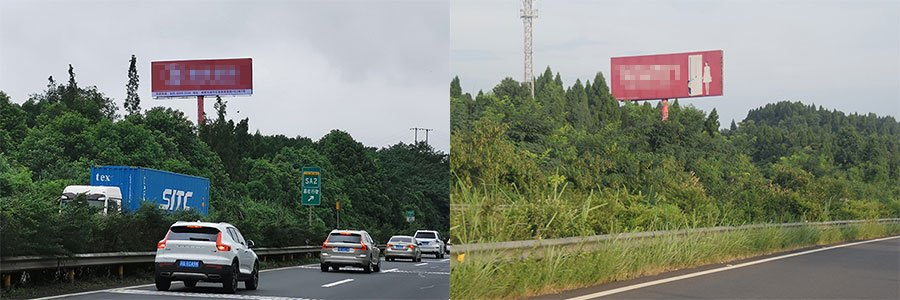 How much does a highway billboards cost