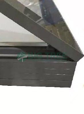 scrolling light box Glass-Door