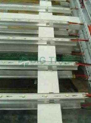 scrolling light box LED-Lighting-System