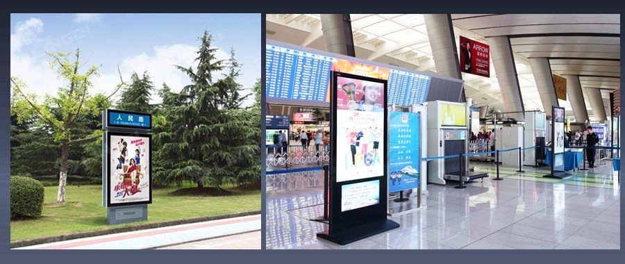 outdoor digital Advertising